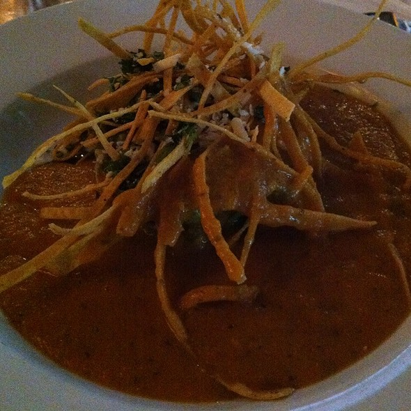 Chicken Tortilla Soup - Roaring Fork - Downtown, Congress, Austin, TX