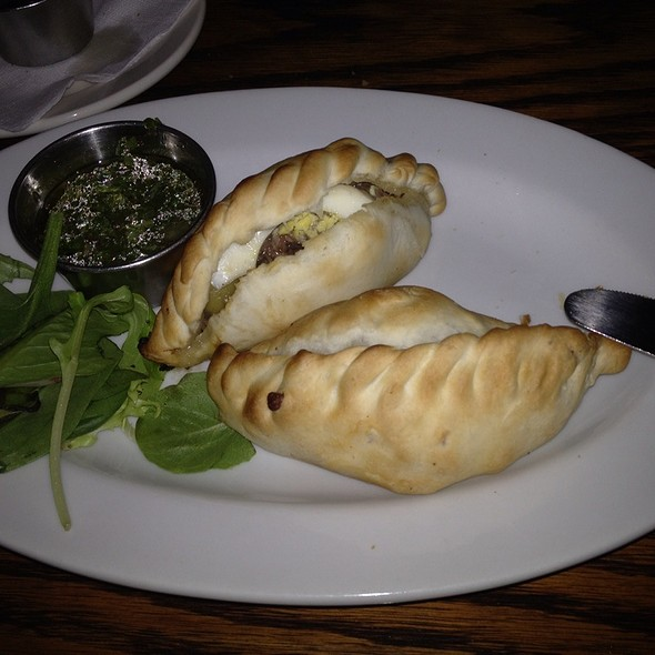 empanadas - Cafe Argentino, New York, NY