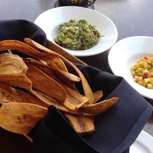 Crispy Plantains - Tommy Bahama Restaurant & Bar - Mauna Lani, Big Island, Kamuela, HI