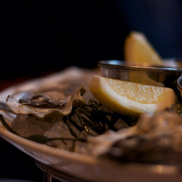 Oysters - Beauty & Essex- New York, New York, NY