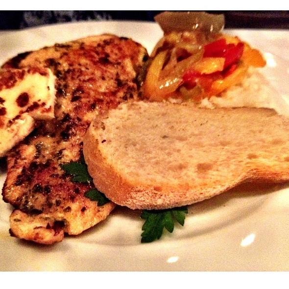 Chicken - Nostos Restaurant, Vienna, VA
