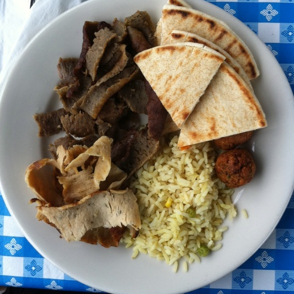 Gyro Buffet - George's Greek Cafe - Lakewood, Lakewood, CA