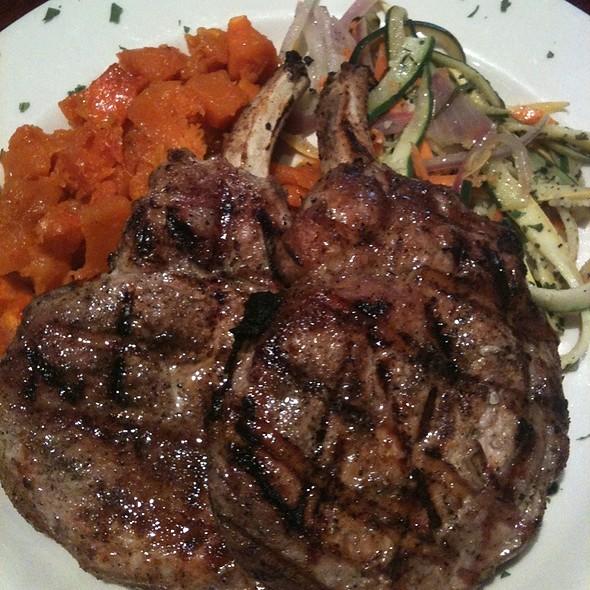 Jamaican Jerk Pork Chops - Bent Fork Grill - Aurora, Aurora, CO