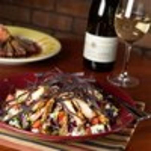 Jerk Chicken Salad - Z'Tejas Avery Ranch, Austin, TX