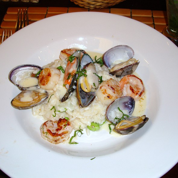 Seafood Risotto - Restaurant Epic, Honolulu, HI