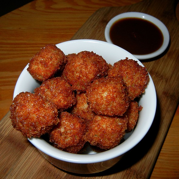 Pork Croquettes - Pourhouse Restaurant, Vancouver, BC