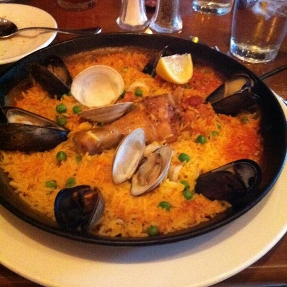 Paella Barcelona - Barcelona Restaurant & Bar, Columbus, OH