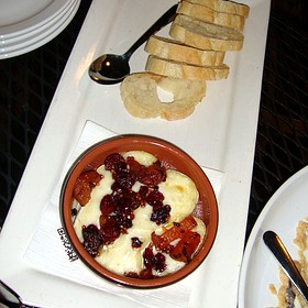 Baked Brie - The Tasting Room - Uptown Park, Houston, TX