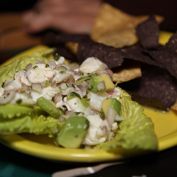 Ceviche - Diablitos Cantina, St. Louis, MO