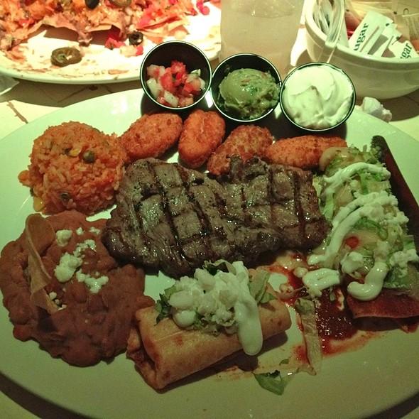 Mexican Platter - Señor Frog's - Orlando, Orlando, FL