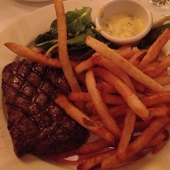 Flatiron Steak - Les Halles, New York, NY