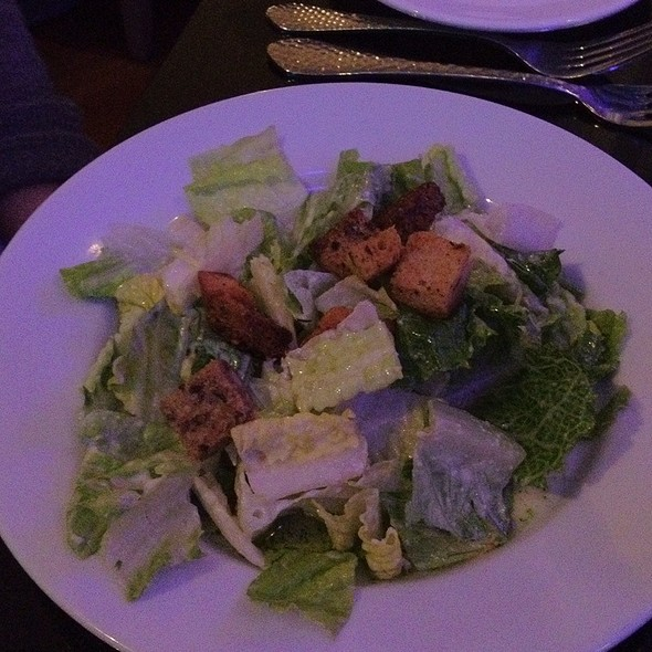 Ceasar Salad - Atlantica at the Allegria, Long Beach, NY