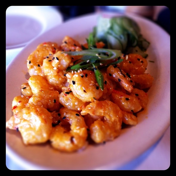 Spicy Asian Shrimp - Mitchell's Fish Market - Birmingham, Birmingham, MI