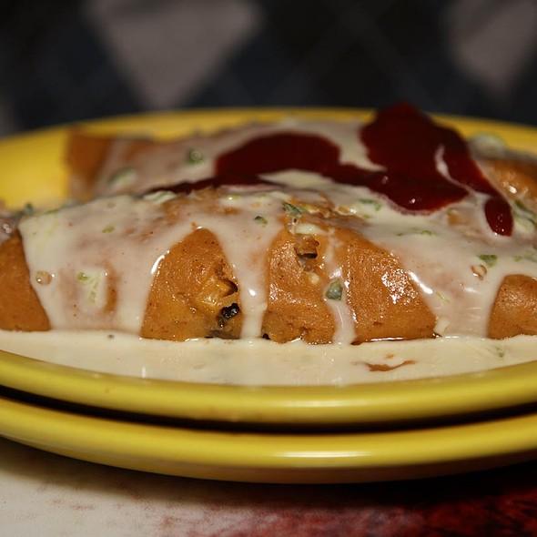 Sweet Corn Tamales - Diablitos Cantina, St. Louis, MO