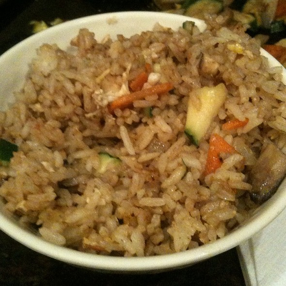Fried Rice - Ron of Japan Steakhouse - Chicago, Chicago, IL