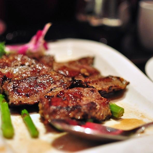 Immigrant's Beef - Frank Fat's, Sacramento, CA