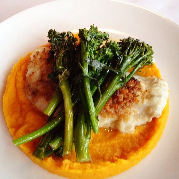 Baked Haddock - Fish Restaurant & Wine Bar, Marlborough, MA