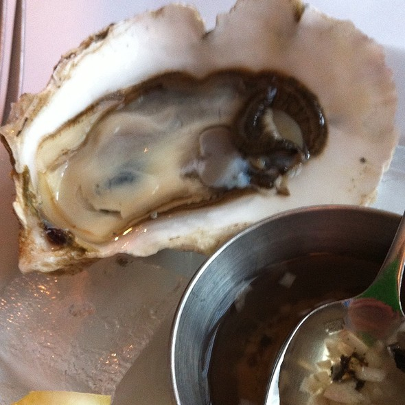 Oysters - Zuni Cafe, San Francisco, CA