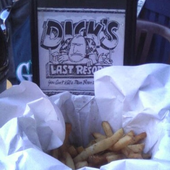 French Fries - Dick's Last Resort - San Diego -  Permanently Closed, San Diego, CA