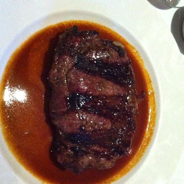 Ribeye - Garufa Argentinean Restaurant, El Paso, TX