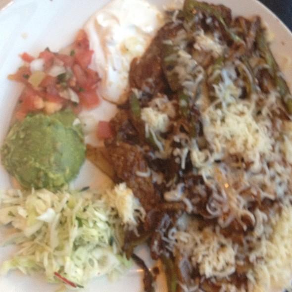 beef fajitas - The Sonora Grill, Ogden, UT