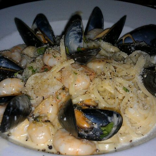 Seafood Linguini - Tosca Ristorante - Ottawa, Ottawa, ON