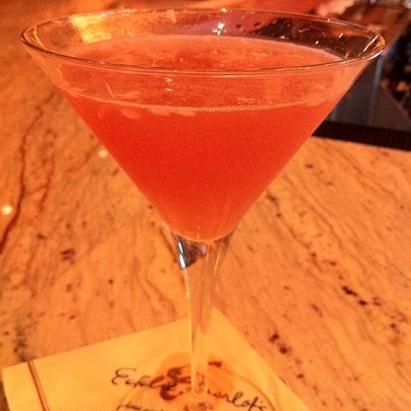 Coco Pink Chanel Martini - Eddie Merlot's - Cincinnati, Cincinnati, OH