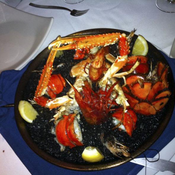 Paella Negra - IM Tapas, Naples, FL