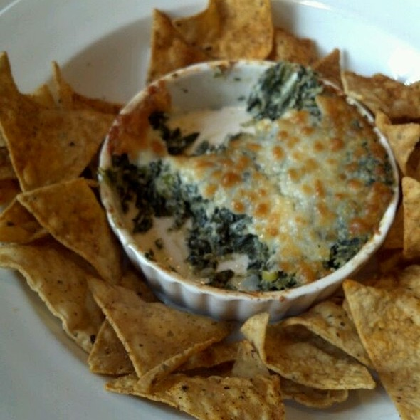 Spinach Dip - Borealis Grille & Bar - Kitchener, Kitchener, ON