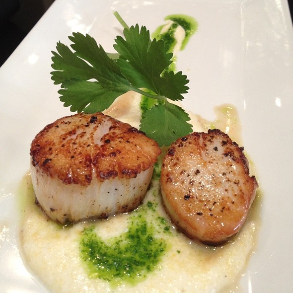 Scallops - Morrell Wine Bar & Cafe, New York, NY
