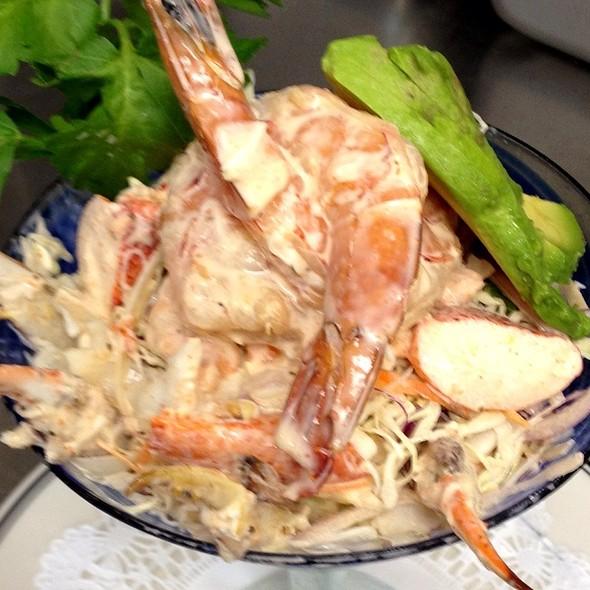 Seafood Martini - Oceanaire Seafood Room - Houston, Houston, TX