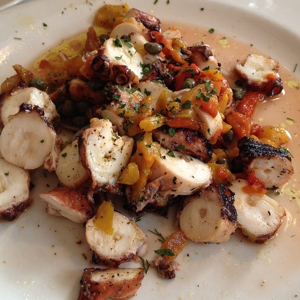 Grilled Octopus - Varka Fishhouse, Ramsey, NJ