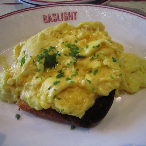 Scrambled Eggs - Gaslight, Boston, MA