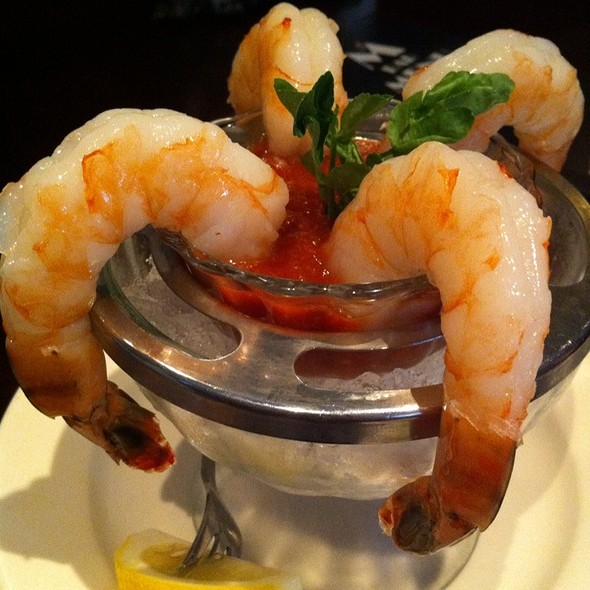 Colossal Shrimp Cocktail - Morton's The Steakhouse - San Diego, San Diego, CA