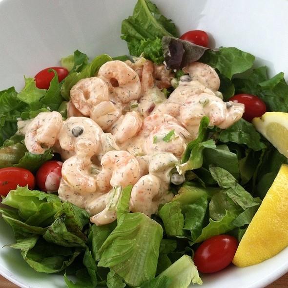 Dilled Shrimp Salad - The Reef of St. Augustine, St. Augustine, FL
