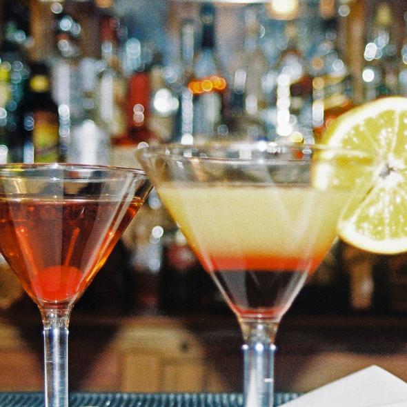 Cocktails - Cafe Soriah, Eugene, OR