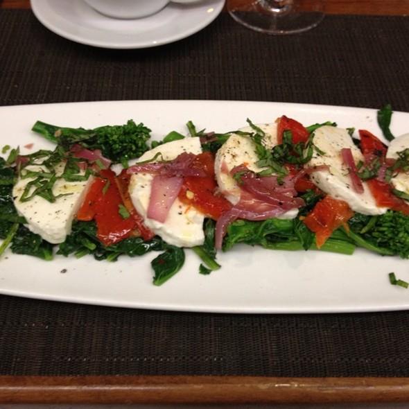 Mozzarella Di Bufala & Broccoli Rabe - Mediterra, Princeton, NJ