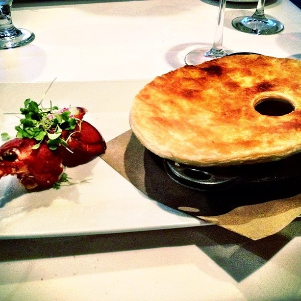 Lobster Pot Pie - Dish Bar & Grill, Hartford, CT