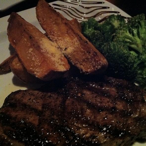 Grilled Certified Angus Beef Prime Ribeye Steak - SAGE Woodfire Tavern - Perimeter, Atlanta, GA