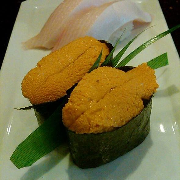 Himachi Toro And Uni - Kabuki Japanese Restaurant - Hollywood, Hollywood, CA