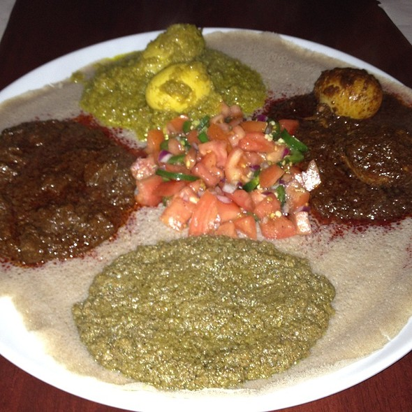 Sampler Wot - Ethiopic, Washington, DC