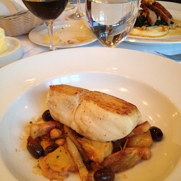 Halibut - Hart House Restaurant, Burnaby, BC