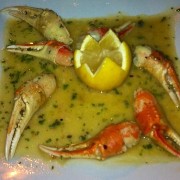 Crab Claws In Garlic Butter - Avanti Ristorante, Dallas, TX