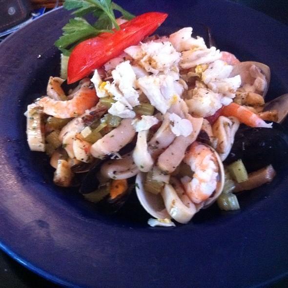 Mediterranean Seafood Salad  - La Griglia - Houston, Houston, TX