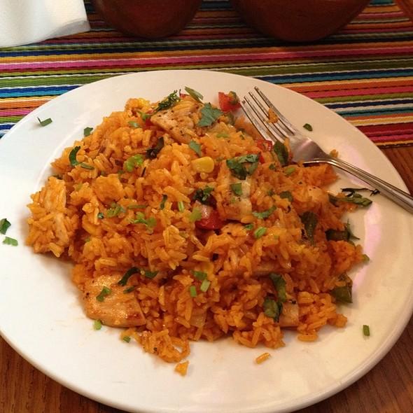 Arroz Con Pollo - La Frontera Mexican Grill, Hackensack, NJ