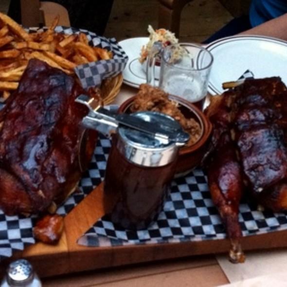 Pit Boss Platter - Le Boucan, Montreal, QC