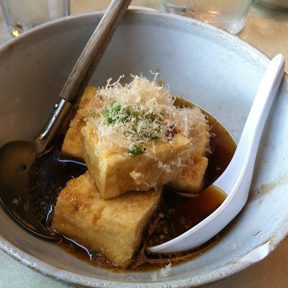 Agedashi Tofu - Kyoto Japanese Restaurant, Salt Lake City, UT