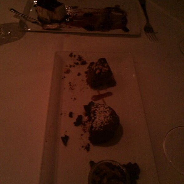 Chocolate Trio - The Painted Lady, Newberg, OR