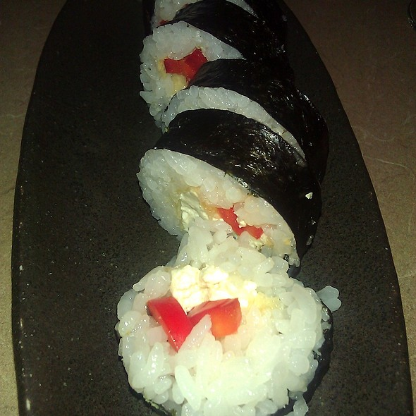 Portland Roll - Tsunami Restaurant - Sugarhouse, Salt Lake City, UT
