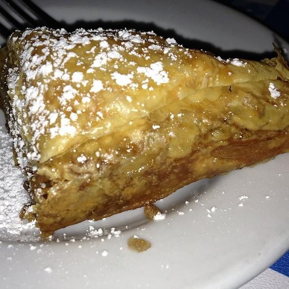 Baklava - George's Greek Cafe - Belmont Shore, Long Beach, CA